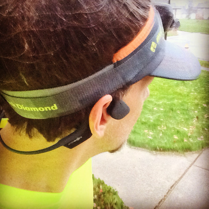 Aftershokz headphones deliver safety and sound quality
