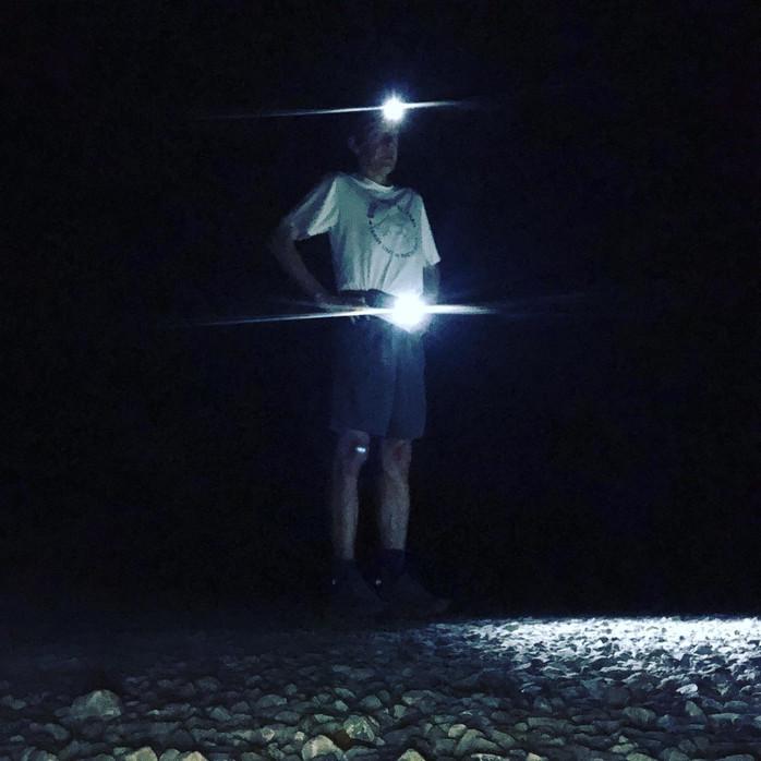 UltrAspire's waist lamp is a bright idea