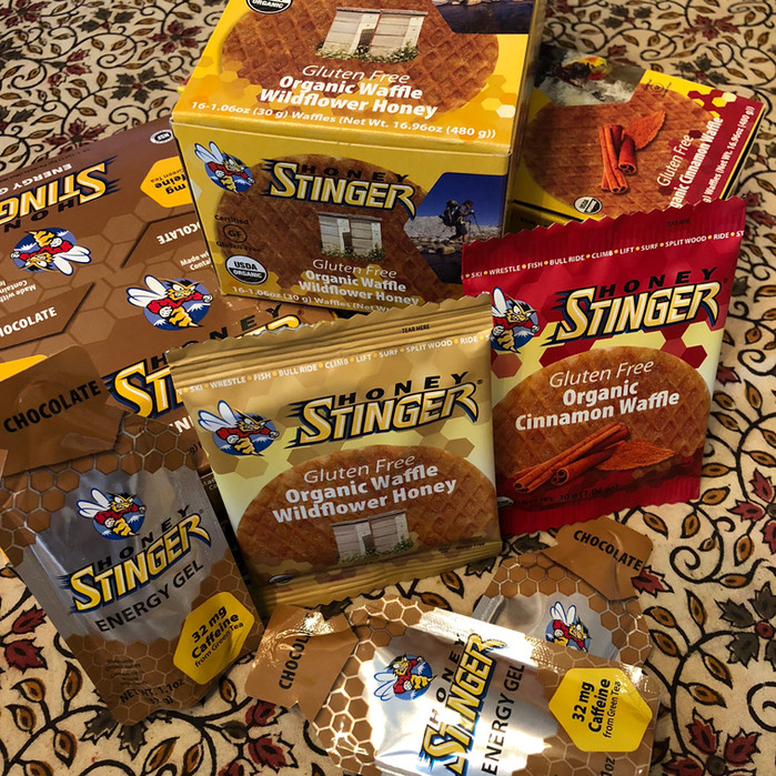 Six reasons why I fuel with Honey Stinger