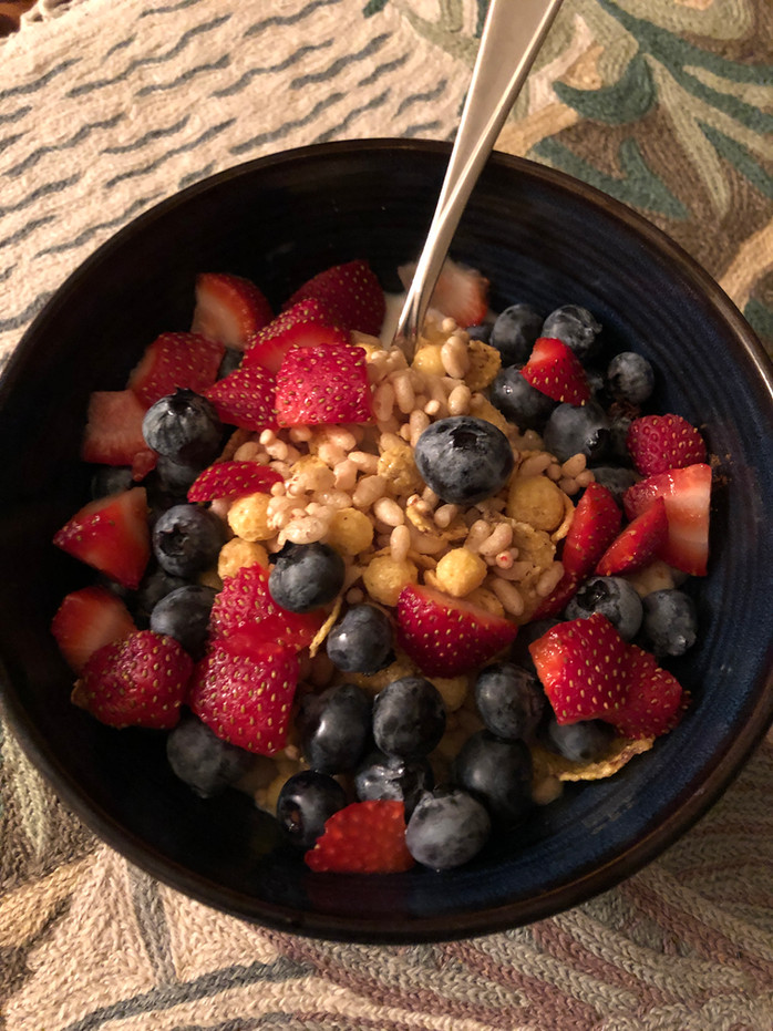 5 breakfast ideas for plant-based athletes