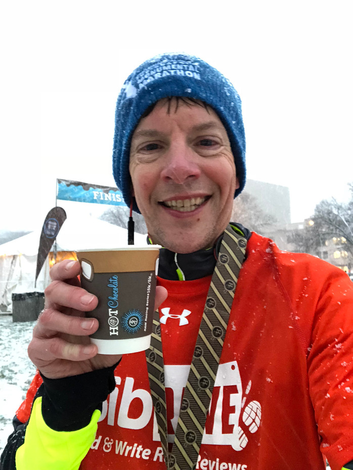 Top 5 reasons to run Hot Chocolate Indianapolis
