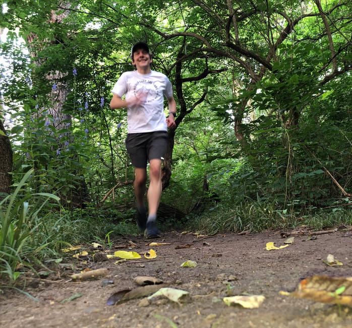 Help shine a light on mental wellness via trail running