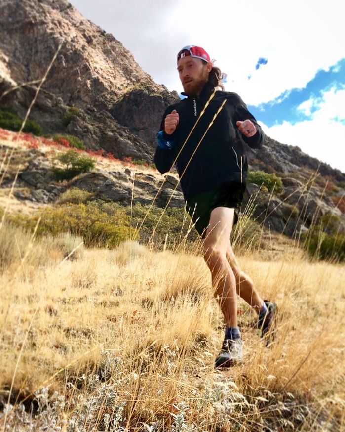 Trevor Fuchs mixes passion for ultras, mountains and vegan diet