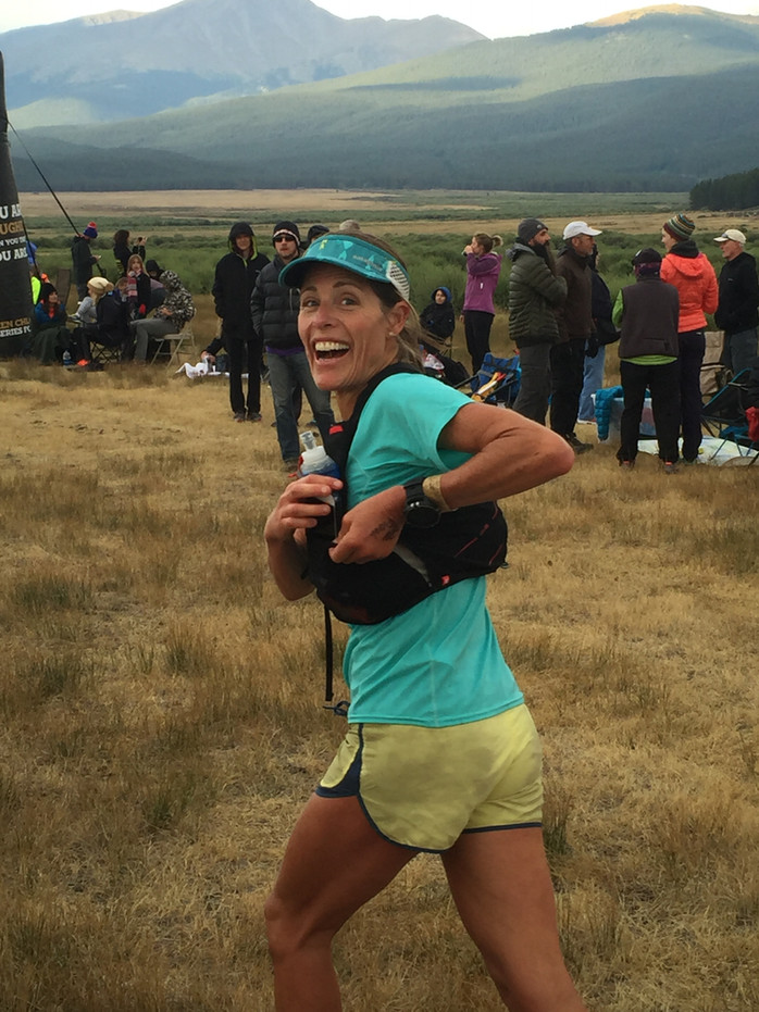 The running, writing journey of Katie Arnold