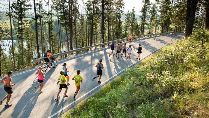 Five reasons to run the Missoula Marathon