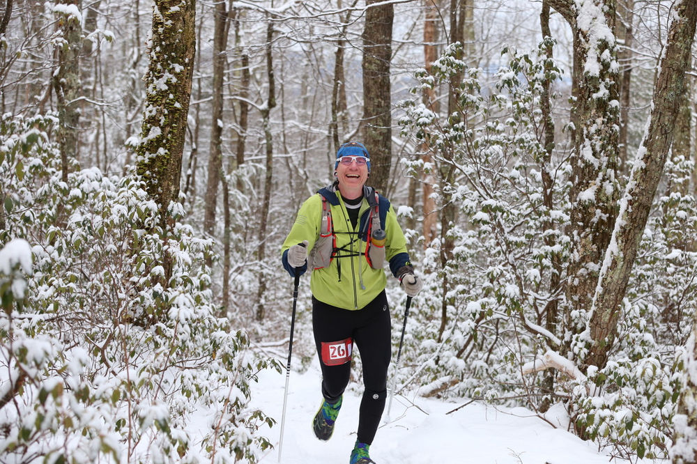 Six tips for safe trail running during winter