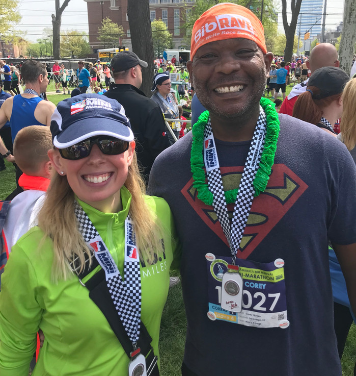 A black runner speaks out on Ahmaud Arbery, racism and healing