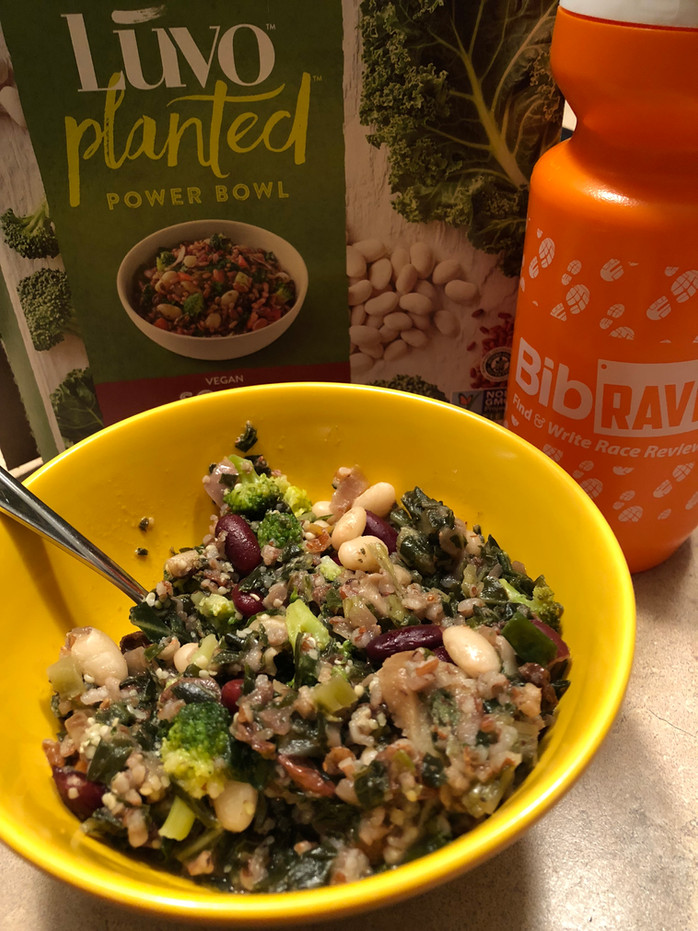 Luvo bowls are healthy, easy and tasty