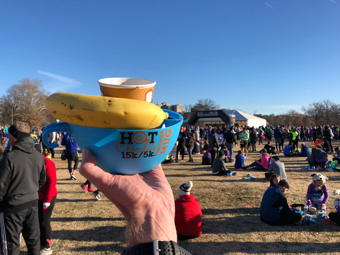 Hot Chocolate 15K: A real treat in St. Louis