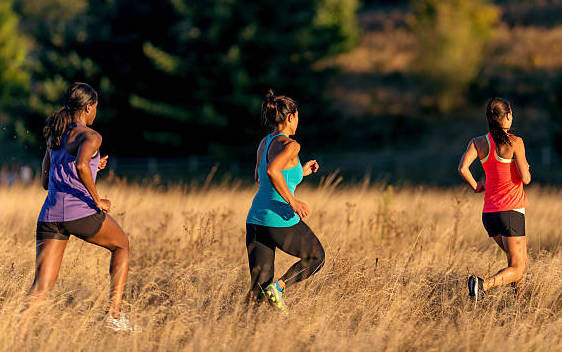 A tipping point for women's ultra running
