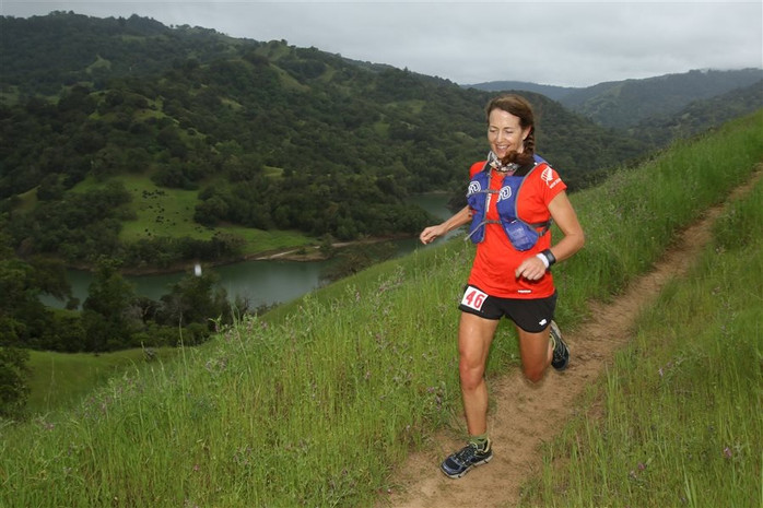 The how-to book for trail running