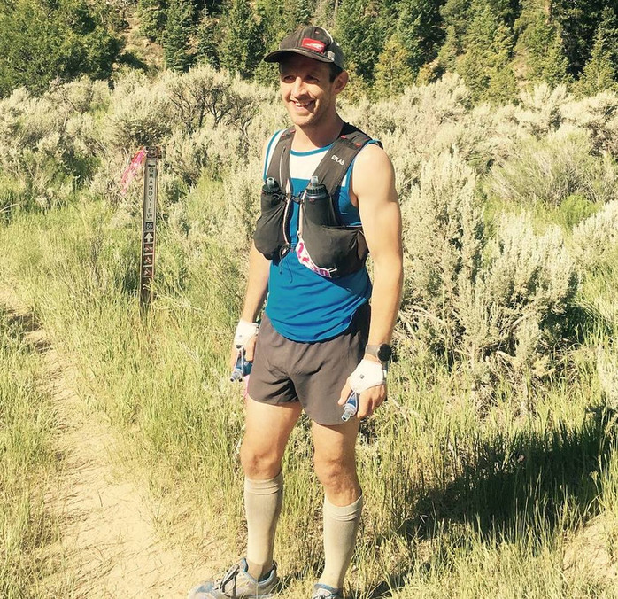 When trail running heals mental health issues