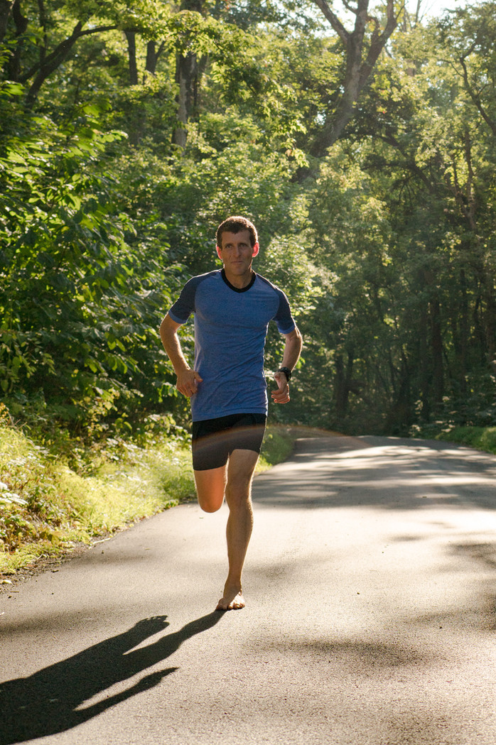 Dr. Cucuzzella's prescription for a lifetime of running