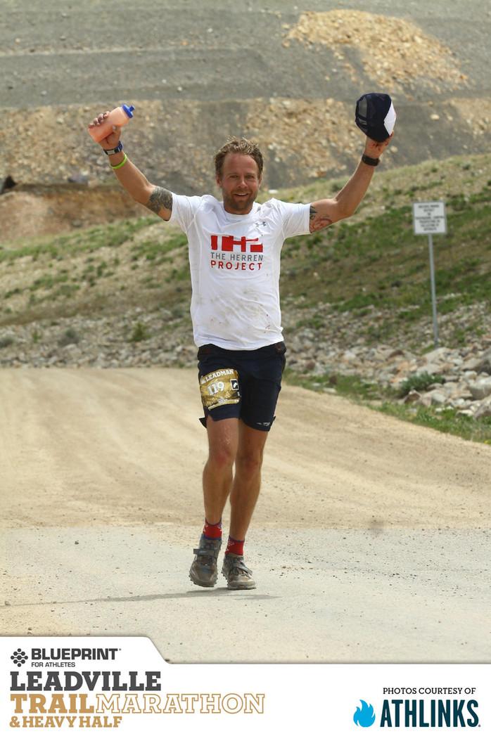 From veteran to homelessness to ultra runner