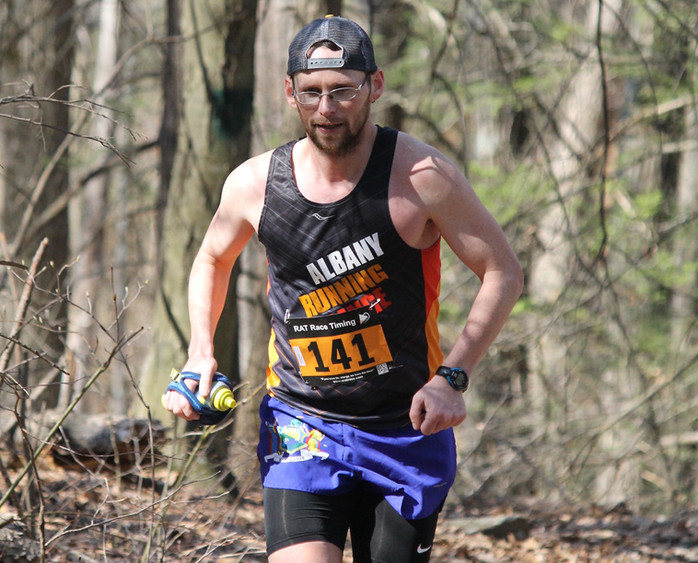 100-mile record-setter not slowing down