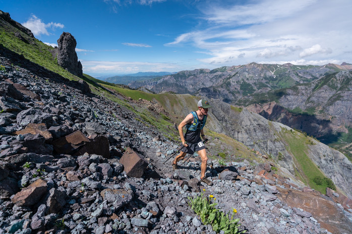 Flagstaff ultra champion and the 'magic of trail races'