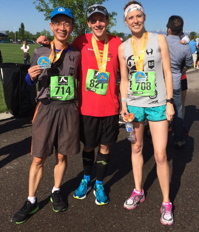 Race review: Alpine Classic Half Marathon