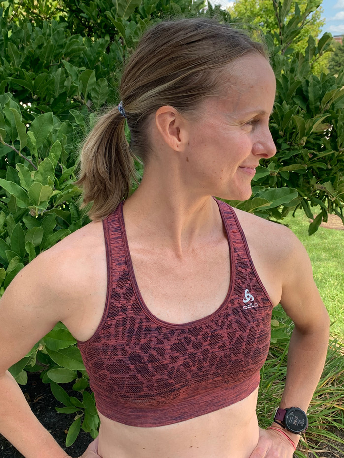 Guest column: Odlo sports bras marry comfort with quality