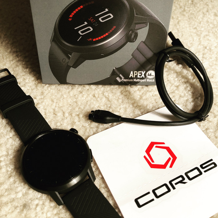 Win a Coros watch in ultra runner of the year contest