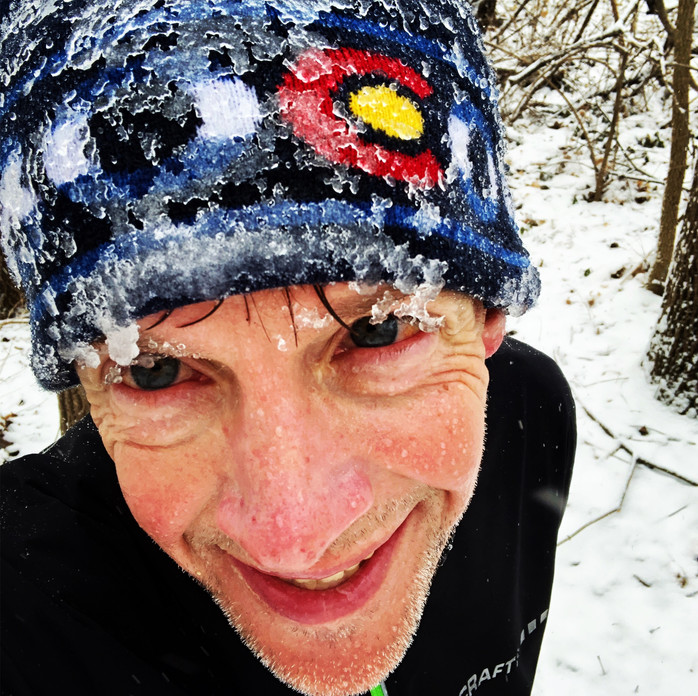 Tips for running in winter weather