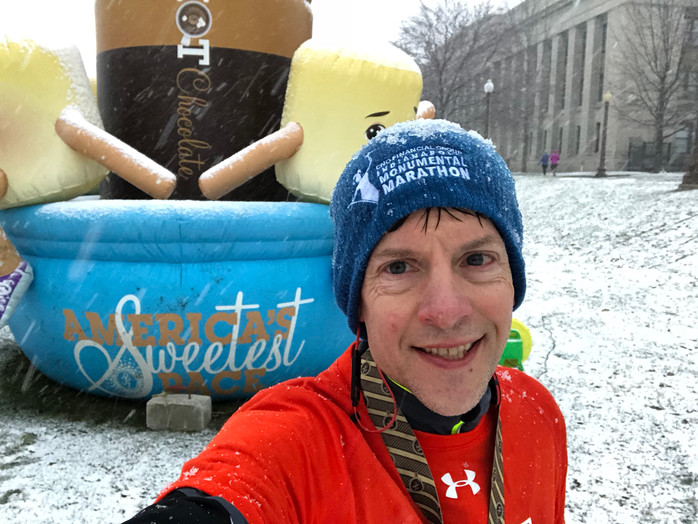 Hot Chocolate 15K: Safety first at inaugural Indianapolisevent