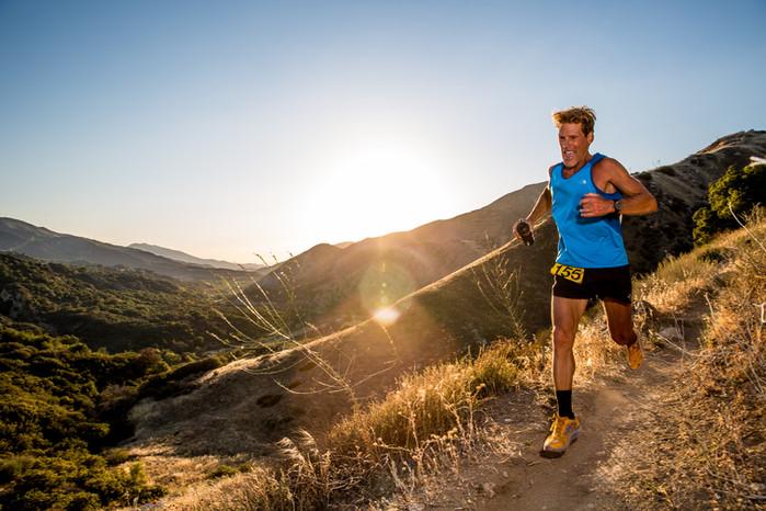 Dean Karnazes' proudest running moment