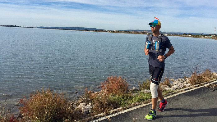 The Ultimate Triathlon and other adventures of Luke Tyburski