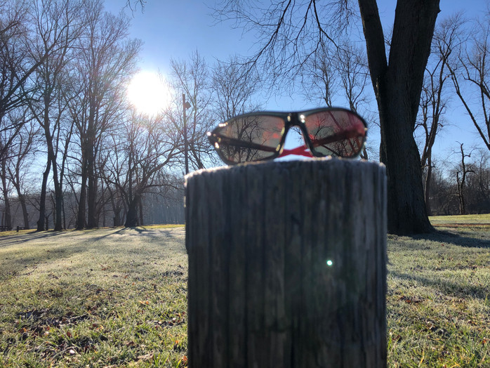 5 things to know about sunglasses and winter running