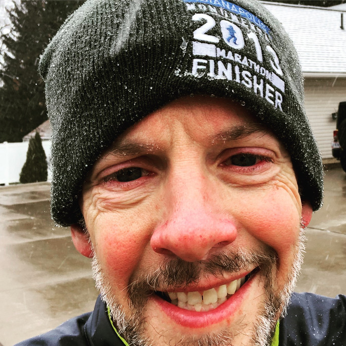 How to train in the cold for a warm race