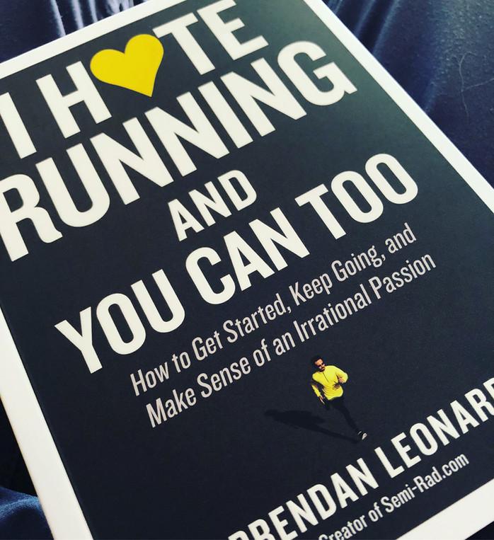 Why Brendan Leonard hates running