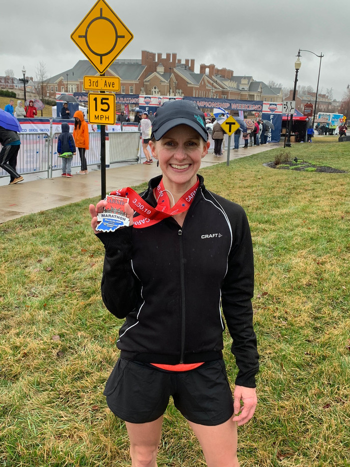 Guest column: A Boston qualifier at my first marathon