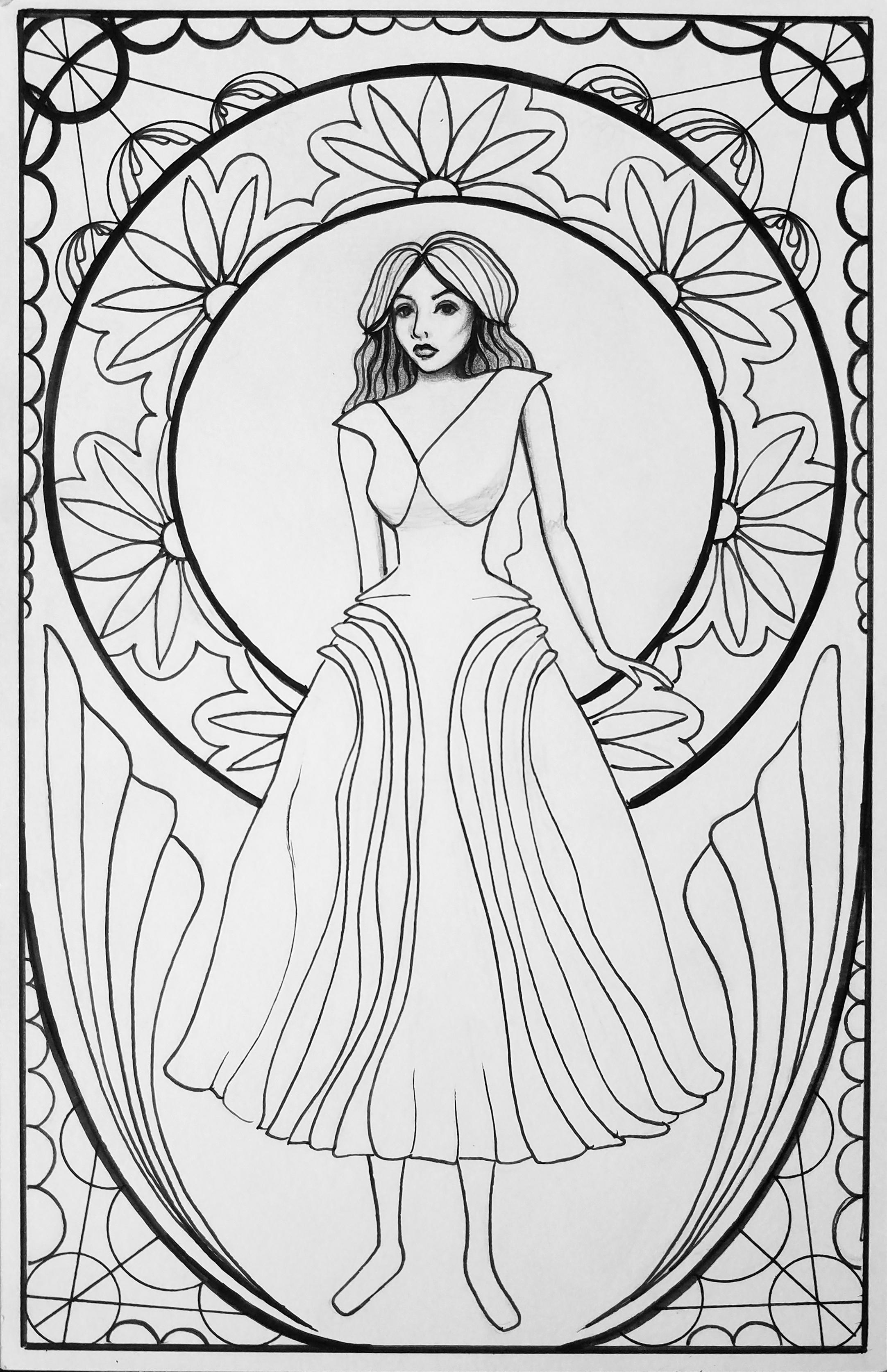 Lady Nouveau2