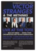 GIG FLYER Victor Stranges and The Methin