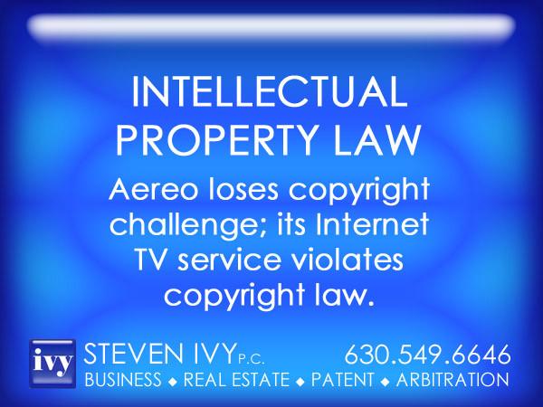 STEVEN IVY PC - Aero loses copyright fight.jpg