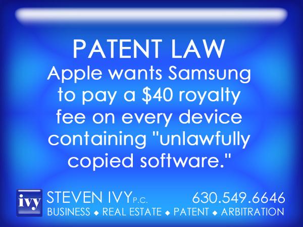 STEVEN IVY P.C. - Apple and Samsung dispute.jpg
