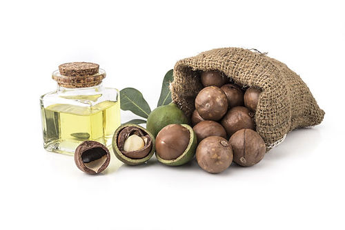 Macadamia nut and oil