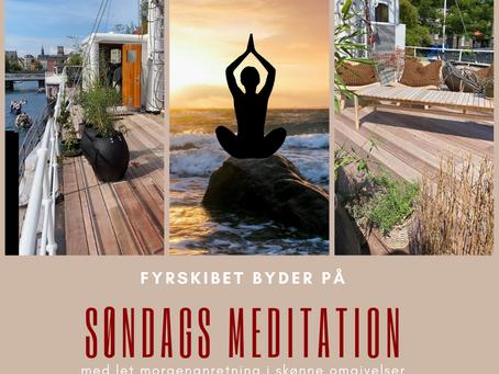 Søndags meditation