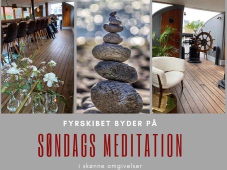 Meditation i agtersalon