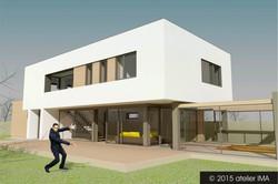 Projekt rodinného domu VIII 05