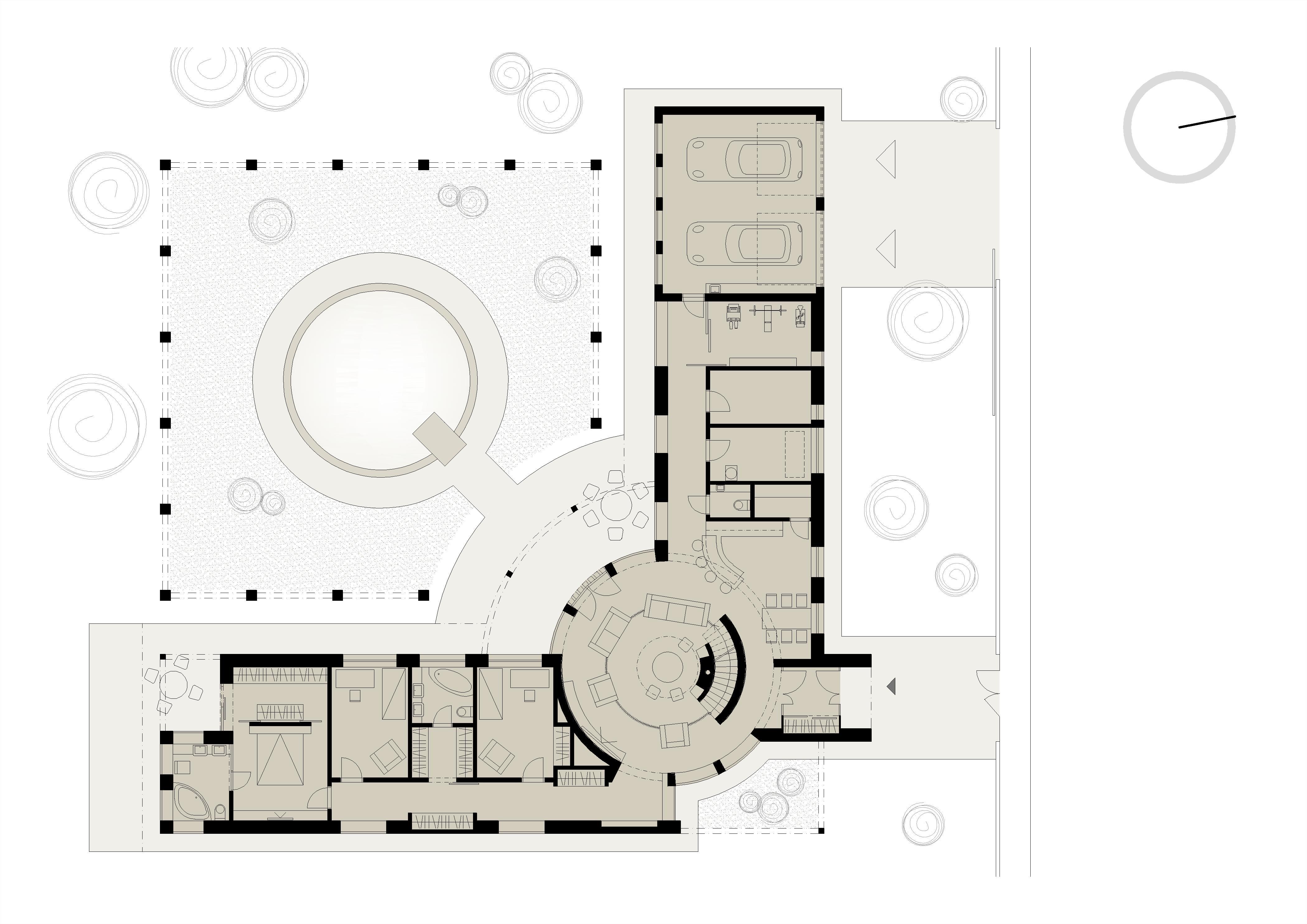 Štúdia stavby rodinného domu II 02