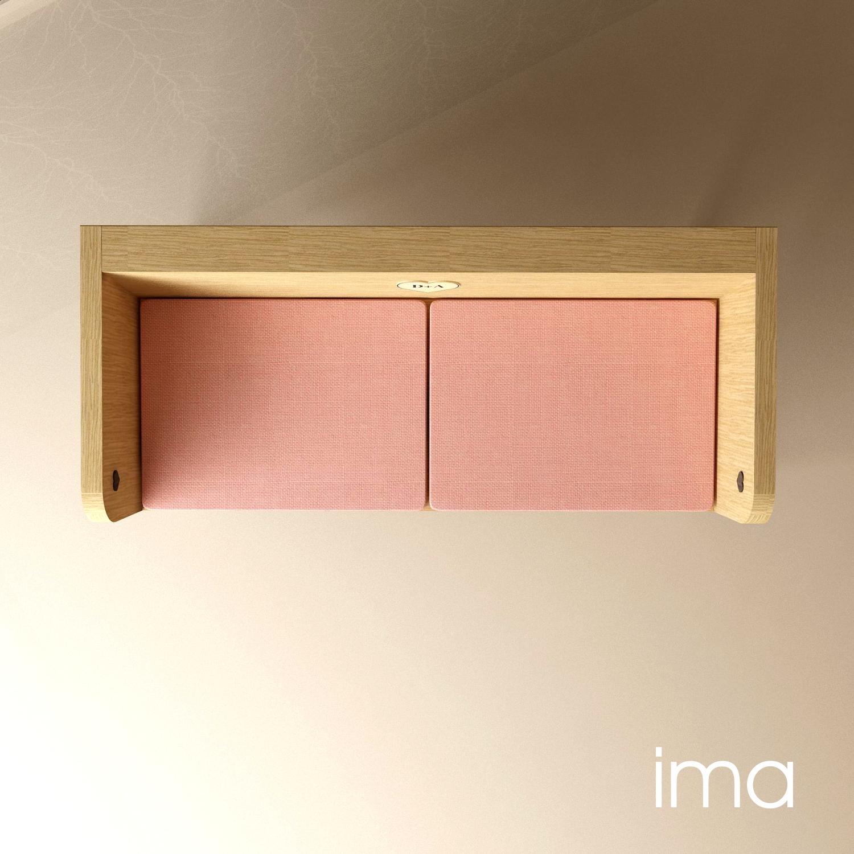 Návrh dizajnu lavice Láskavec 06