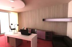 Návrh interiéru kancelárie 05