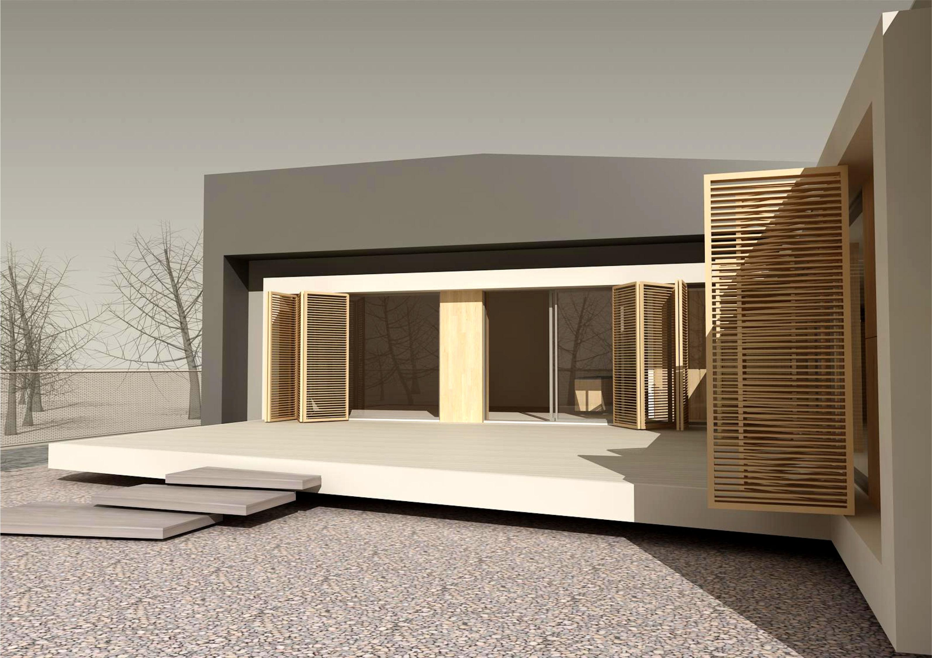 Projekt stavby rodinného domu VII 02