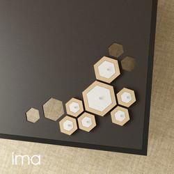 Dizajn stolíka BeeTable 11