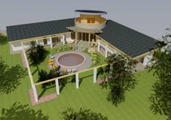 Štúdia stavby rodinného domu II 05