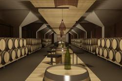 Interiér vínnej pivnice Pezinok 04
