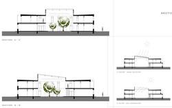Štúdia stavby penziónu Square 08
