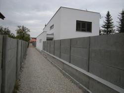 Projekt stavby rodinného domu V 02