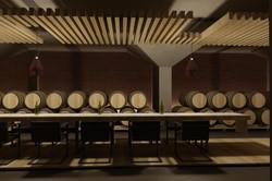 Interiér vínnej pivnice Pezinok 01