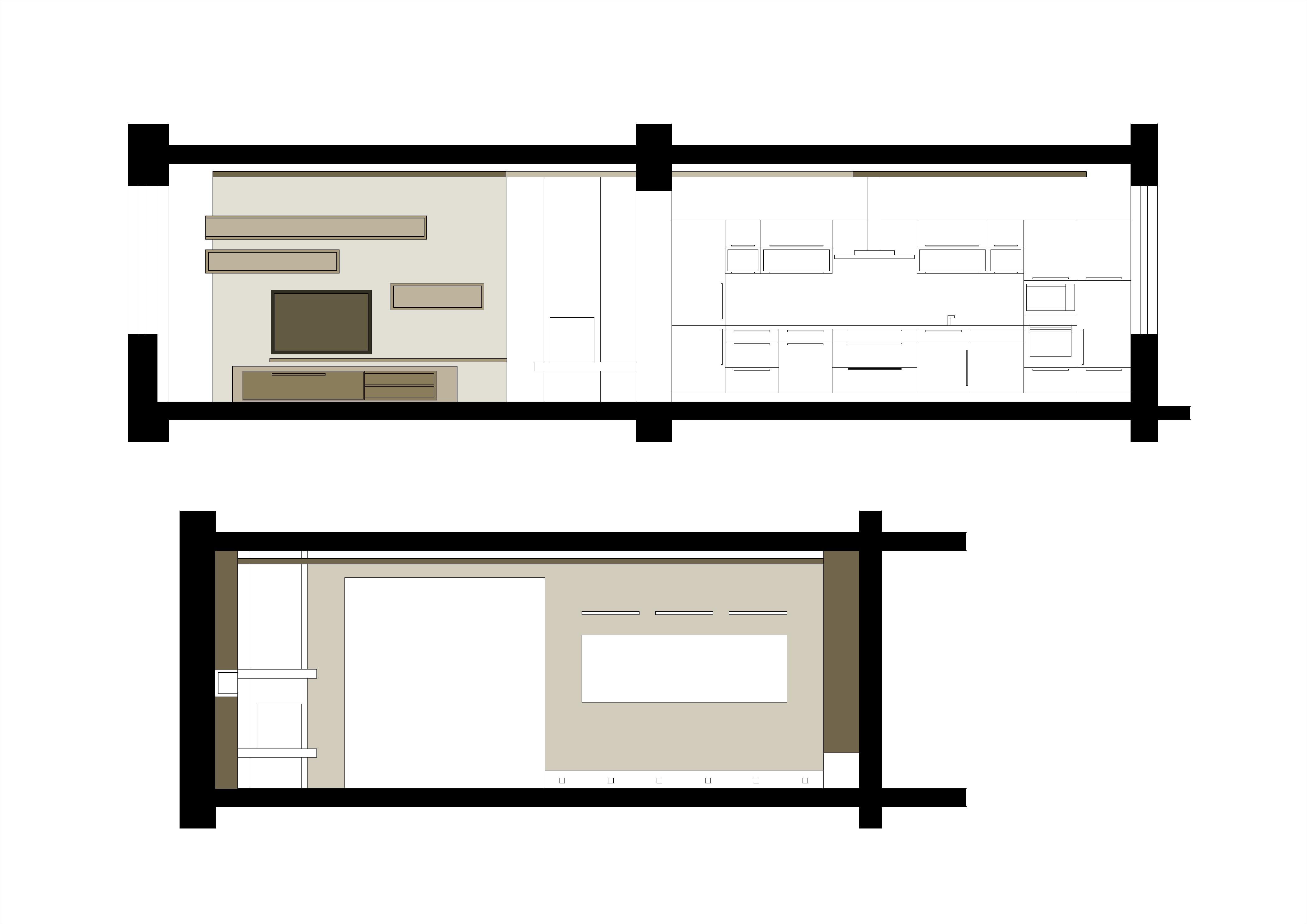 Projekt interiéru RD I 10